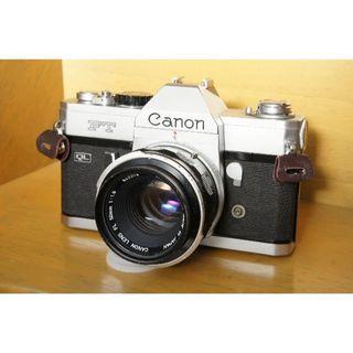 キヤノン(Canon)のCanon FT QL 整備済み(フィルムカメラ)