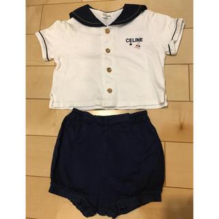 セリーヌ(celine)の★マリンスタイル★男女兼用セットアップ★(その他)