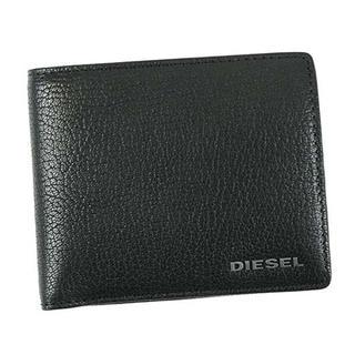 ディーゼル(DIESEL)の新品 ディーゼル メンズ 二つ折り財布 X03925 PR271 T8013(折り財布)