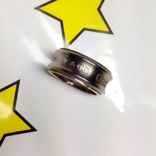 ティファニー(Tiffany & Co.)のティファニーリング 1837 (リング(指輪))