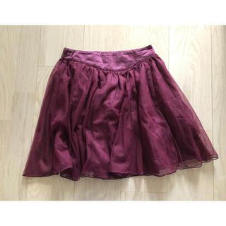ローリーズファーム(LOWRYS FARM)のローリーズファーム スカート 美品(ミニスカート)