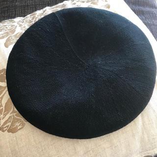 バックナンバー(BACK NUMBER)のベレー帽(backnumber)(ハンチング/ベレー帽)