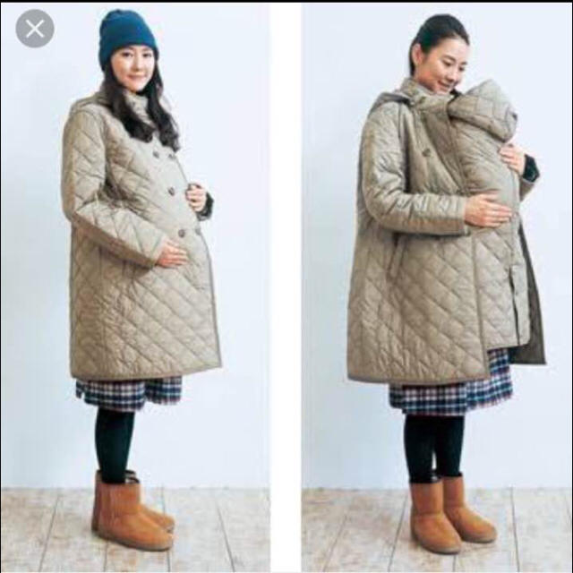 【rino-mamaさま専用】ママコート 無印良品