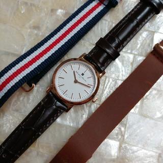 サルバトーレマーラ(Salvatore Marra)の☆新品 SalvatoreMarra SM17151-PGWH/2レディス腕時計(腕時計)