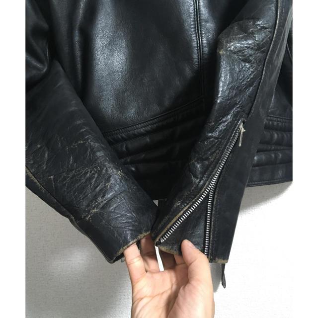 schott(ショット)のダブルライダース ショット ルイス 系 メンズのジャケット/アウター(ライダースジャケット)の商品写真