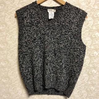 アニエスベー(agnes b.)の【アニエス・ベー】laine wool ベスト(価格交渉不可)(ニット/セーター)