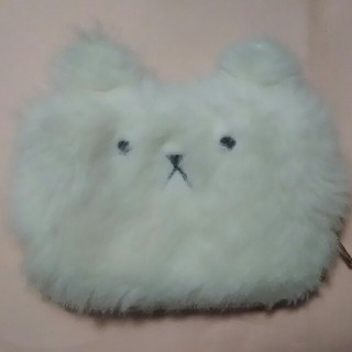 メゾンドリーファー(Maison de Reefur)のCandi Tokyo 白猫 ポーチ(ポーチ)