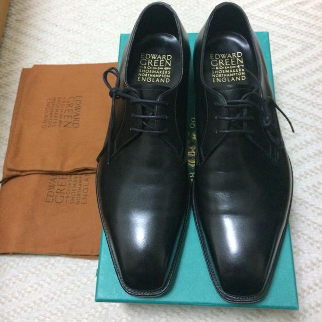EDWARD GREEN(エドワードグリーン)の未使用 エドワードグリーン 8h メンズの靴/シューズ(ドレス/ビジネス)の商品写真