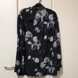 ラッドミュージシャン(LAD MUSICIAN)のLAD MUSICIAN 44 新品 17SS パジャマシャツ(シャツ)