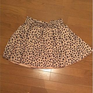 ローリーズファーム(LOWRYS FARM)のレオパード柄 ミニスカート♡(ミニスカート)