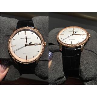 ジラールペルゴ(GIRARD-PERREGAUX)の超貴重!!ジラール ペルゴ メンズ腕時計(腕時計(アナログ))