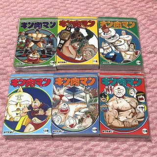 タイトー(TAITO)のキン肉マン ミニコミック型ふせんセット 10巻〜15巻(その他)