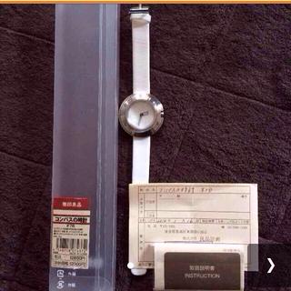 ムジルシリョウヒン(MUJI (無印良品))の新品 無印 時計(腕時計)