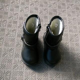 裏ボアロングブーツ☆14cm(ブーツ)