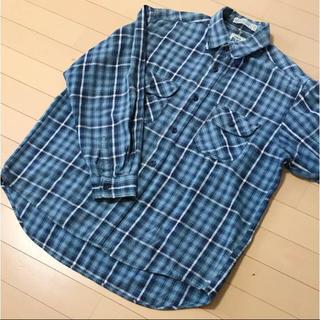 デニムクラフト(DENIM CRAFT)のDENIM CRAFT チェックシャツ(シャツ)