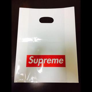 シュプリーム(Supreme)のsupreme Boxlogo ショップバック 送料無料 正規品(その他)