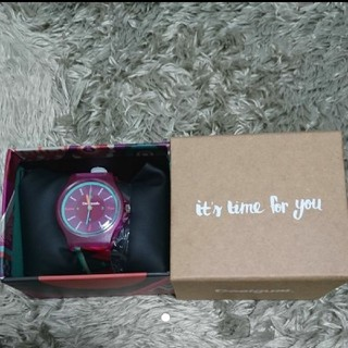 デシグアル(DESIGUAL)の新品!非売品!デジグアル腕時計(腕時計)