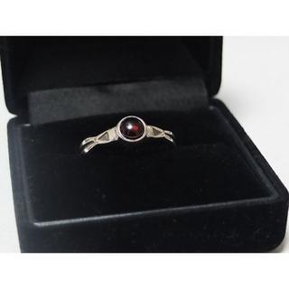 天然石Red Agate silverRING#15(リング(指輪))
