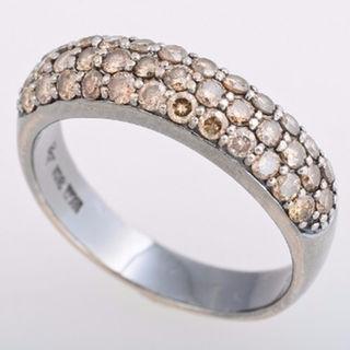 ポンテヴェキオ(PonteVecchio)のPonteVecchio K18WG ダイヤモンド リング 品番B6-641(リング(指輪))
