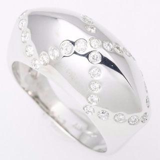 ポンテヴェキオ(PonteVecchio)のPonteVecchio K18WG ダイヤモンド リング 品番B5-544(リング(指輪))