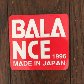 バランスウェアデザイン(balanceweardesign)のバランス バル ステッカー(シール)