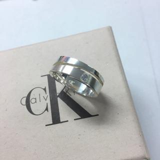 カルバンクライン(Calvin Klein)のカルバンクライン ck Calvin Klein 指輪 リング 2886(リング(指輪))