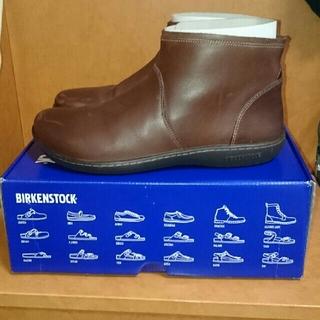 ビルケンシュトック(BIRKENSTOCK)の【るすけ様専用】ビルケンシュトック ベニントン ダークブラウン 40 26.0(ブーツ)
