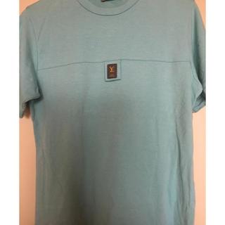 ルイヴィトン(LOUIS VUITTON)のLouis vuitton 水色Tシャツ レディース(Tシャツ/カットソー(半袖/袖なし))