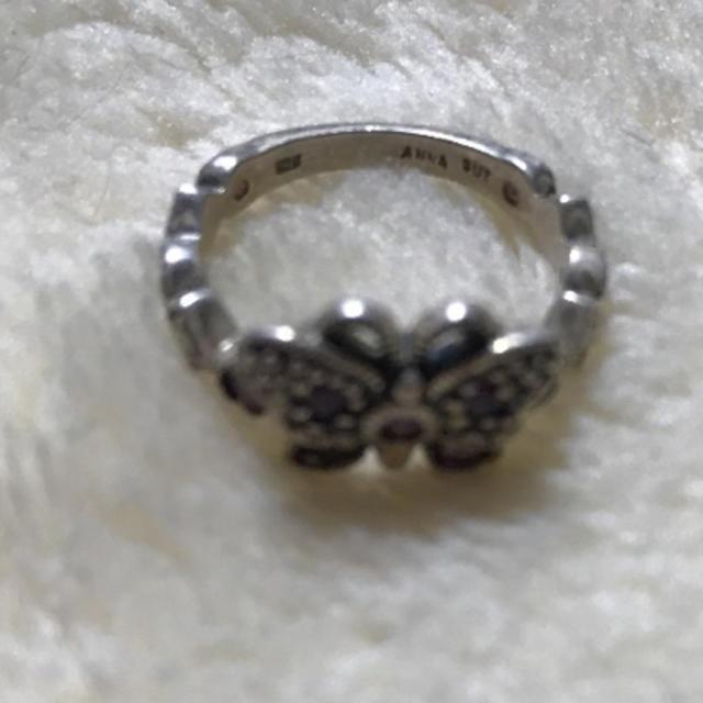 ANNA SUI(アナスイ)のANNA SUI アナスイ シルバー リング レディースのアクセサリー(リング(指輪))の商品写真