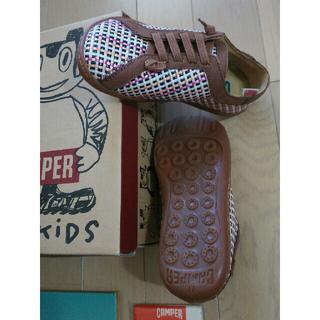 カンペール(CAMPER)の最終お値下げ★カンペール キッズ camper 靴 スニーカー 1617cm(スニーカー)
