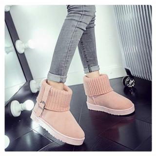 可愛い ムートン ブーツ(ブーツ)