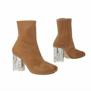 マルタンマルジェラ(Maison Martin Margiela)の最終値下げ!!マルタンマルジェラ 足袋ブーツ サイズ:35(22㎝程度)(ブーツ)