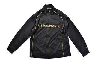 チャンピオン(Champion)の◆Champion◆size O jersey black gold(ジャージ)