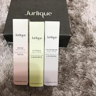 ジュリーク(Jurlique)の《今だけSALE》非売品♡ジュリークハンドクリーム(ハンドクリーム)