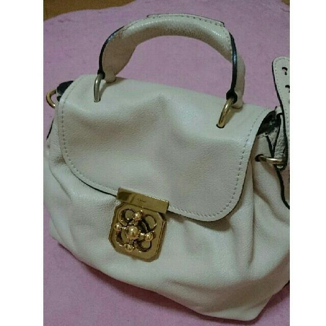 Chloe(クロエ)のクロエ エルシー レディースのバッグ(ハンドバッグ)の商品写真
