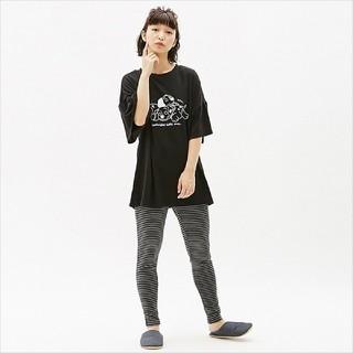 ジーユー(GU)のGU ラウンジセット(ディズニー)B 101匹ワンちゃん【新品】(パジャマ)
