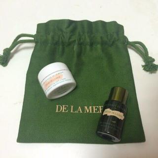 ドゥラメール(DE LA MER)の化粧水 クリーム ミニボトル(その他)
