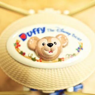 ディズニー(Disney)のダッフィー ポップコーンバケット(バスケット/かご)