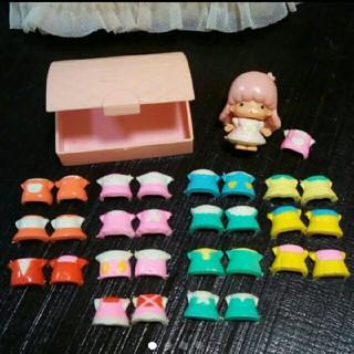 サンリオ(サンリオ)のキキララ 着せ替え人形 1976(ぬいぐるみ/人形)