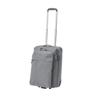 イケア(IKEA)のFORENKLA キャビンバッグ キャスター付き&バックパック(トラベルバッグ/スーツケース)