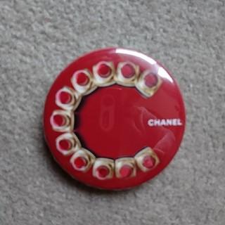 シャネル(CHANEL)のCHANEL冠バッジ(バッジ/ピンバッジ)