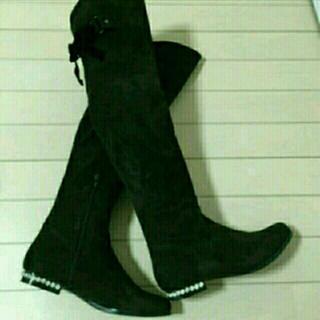 アプワイザーリッシェ(Apuweiser-riche)のブーツ(ブーツ)