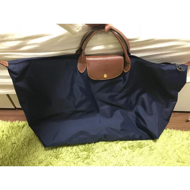 b5dc2e430806 LONGCHAMP - Longchamp 日本未入荷LL旅行サイズの通販 by mshop...お ...