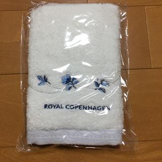 ロイヤルコペンハーゲン(ROYAL COPENHAGEN)のロイヤルコペンハーゲンハンドタオル(タオル/バス用品)