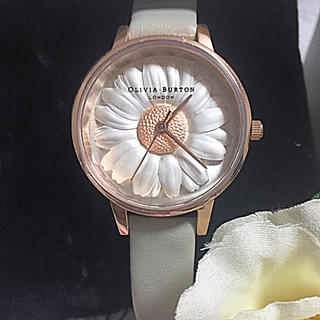 ダニエルウェリントン(Daniel Wellington)の腕時計 オリビアバートン デイジー フラワー 女子力(腕時計)
