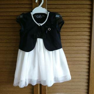 ヒロミチナカノ(HIROMICHI NAKANO)の美品☆ベビーフォーマル(95)(ドレス/フォーマル)