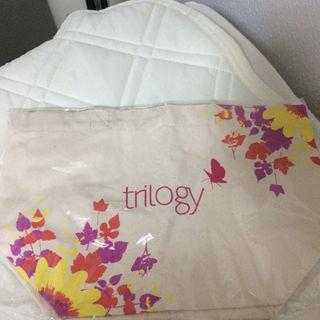 トリロジー(trilogy)のtrilogy  エコバッグ(その他)
