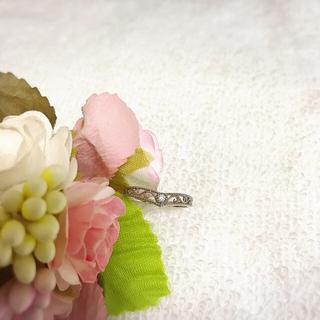 ジュエリーツツミ(JEWELRY TSUTSUMI)のhtm様専用ダイヤモンド ピンキーリング (リング(指輪))