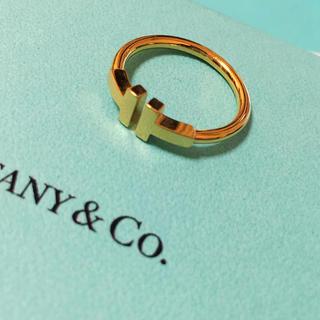 ティファニー(Tiffany & Co.)のティファニー Tリング 16号!年内まで!(リング(指輪))