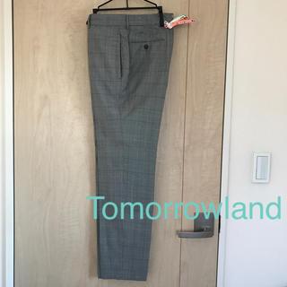 トゥモローランド(TOMORROWLAND)のTOMORROWLAND トゥモローランド パンツ 44(スラックス)